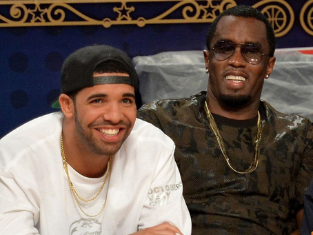 DiDDY SAYS DRAKE IS A TOP 5 ARTIST
