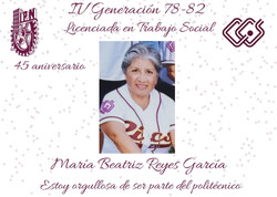 Lic. Beatriz Reyes Garcia
