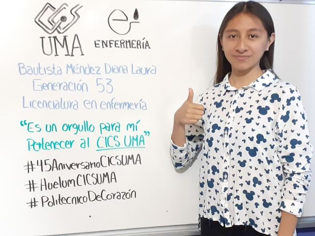 Diana Laura Bautista Mendez