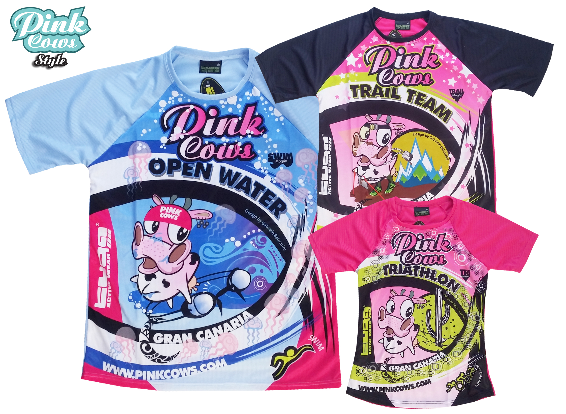 """Camisetas """"Full Print"""""""