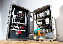 Exd Combined Fire and Gas Panel