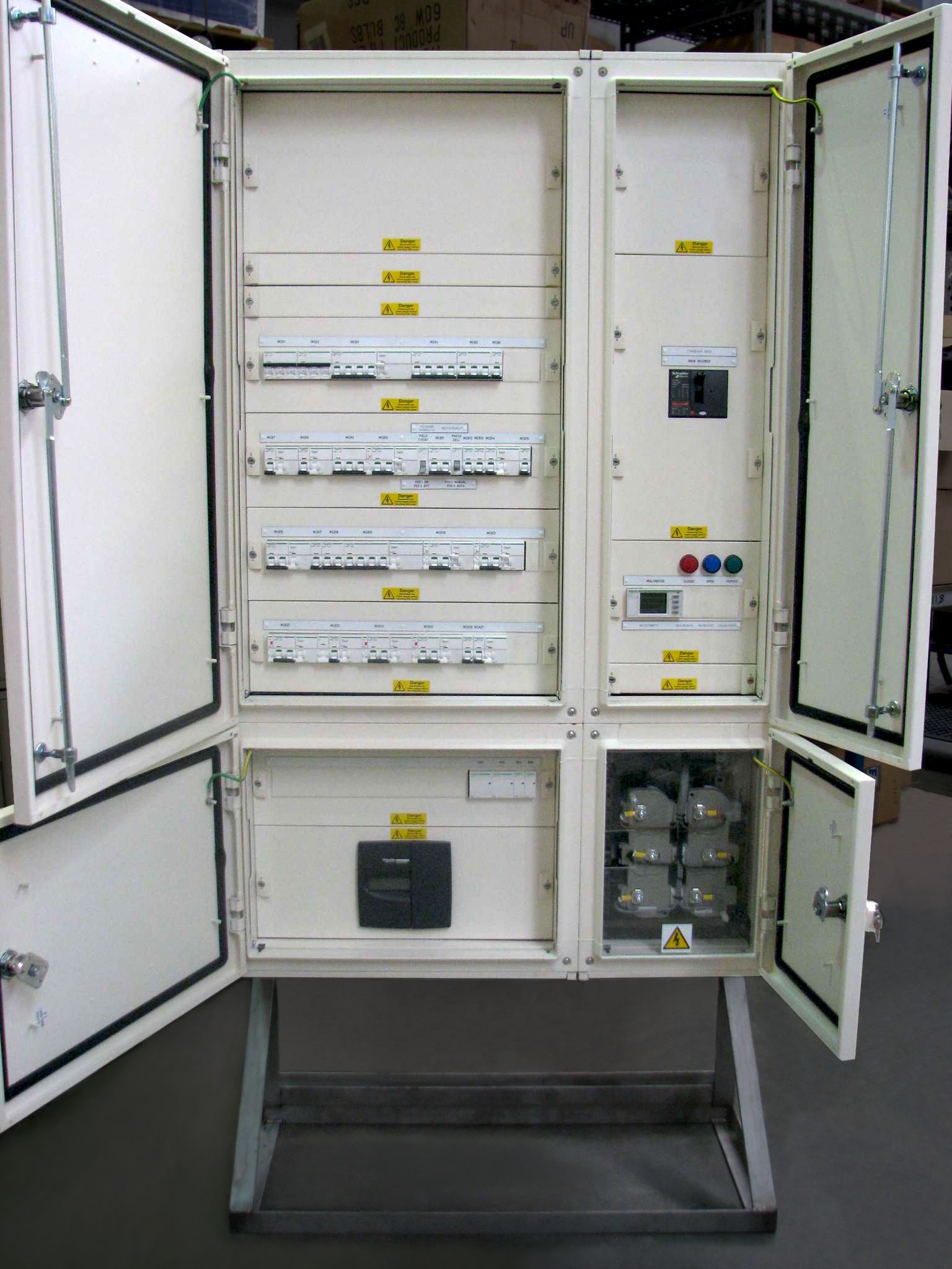 Prisma Distribution Panel