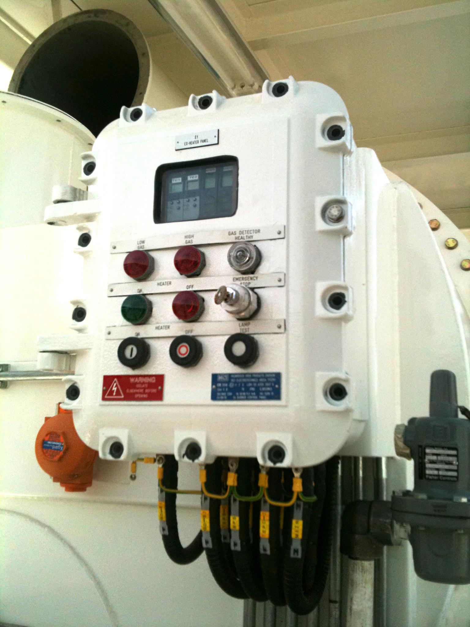 Exd Control Panel