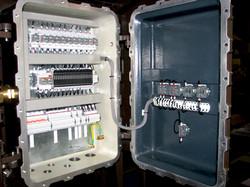 Exd HPU Control / Starter Assembly