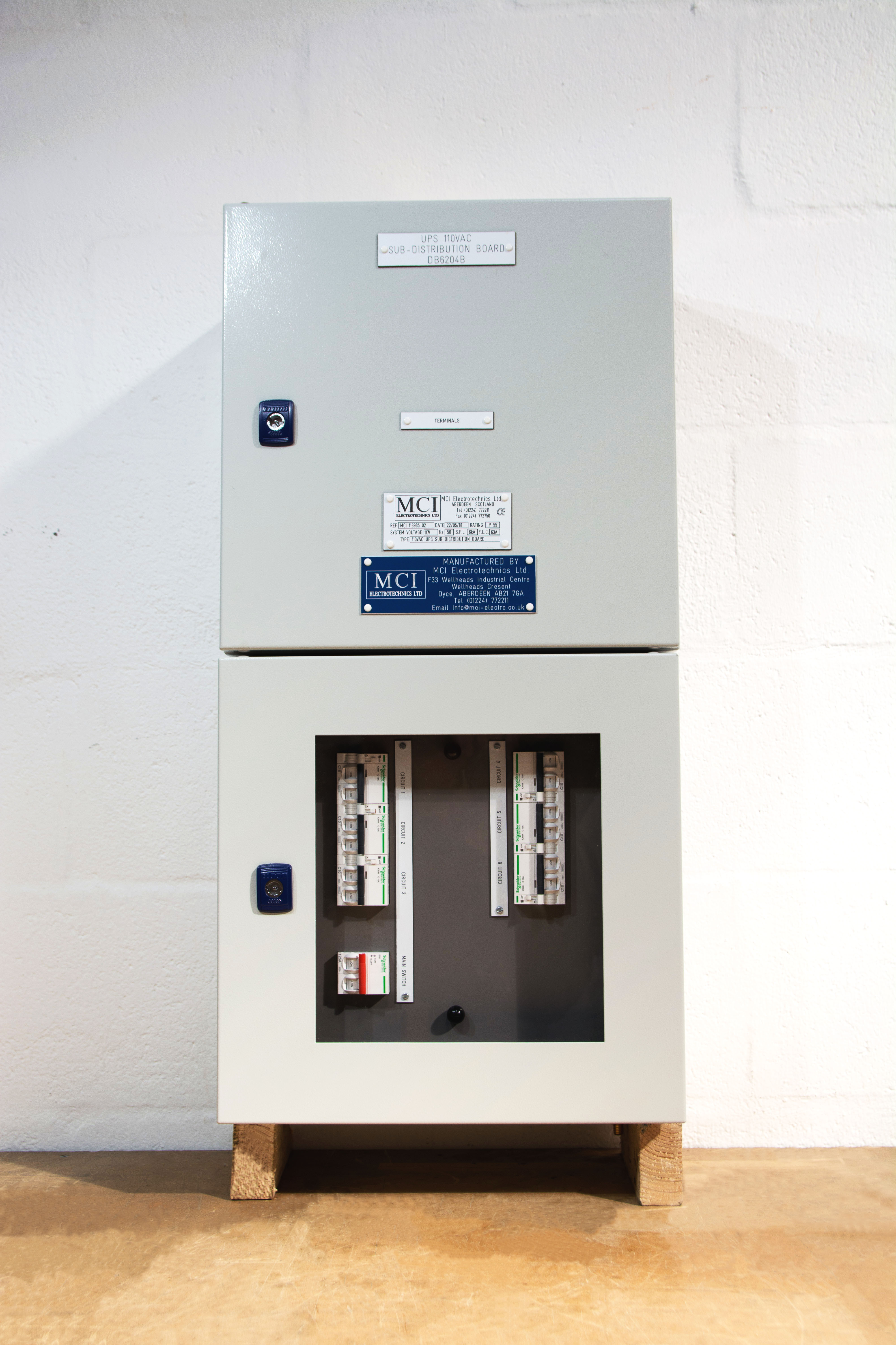 Distribution Board IP55
