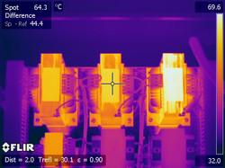 Transformer Operational Temperature