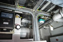 Nitrogen Cabin Elec. Installation