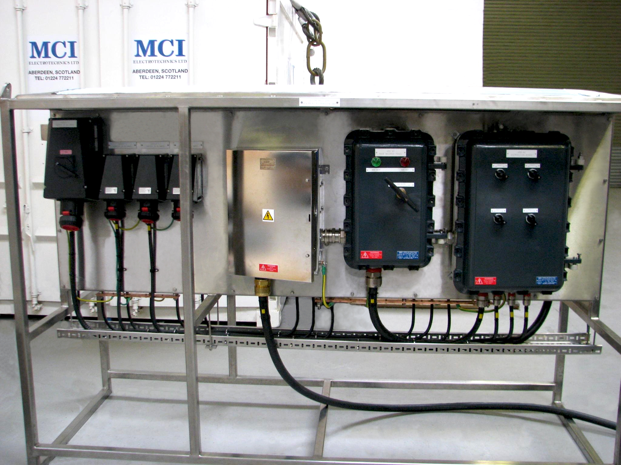 MCI Electrotechnics | Products