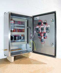 Stainless Steel Alarm Panel