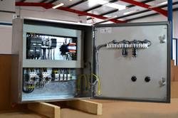 Stainless Steel Starter Panel