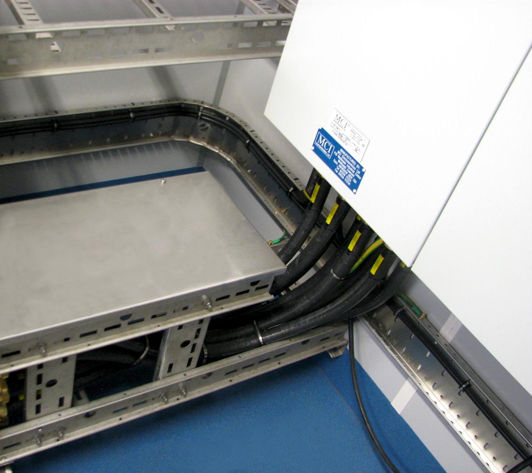 600/440v 3ph Transformer Container
