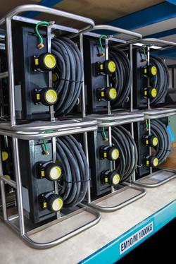 16 Amp 110 Volts Power Distribution
