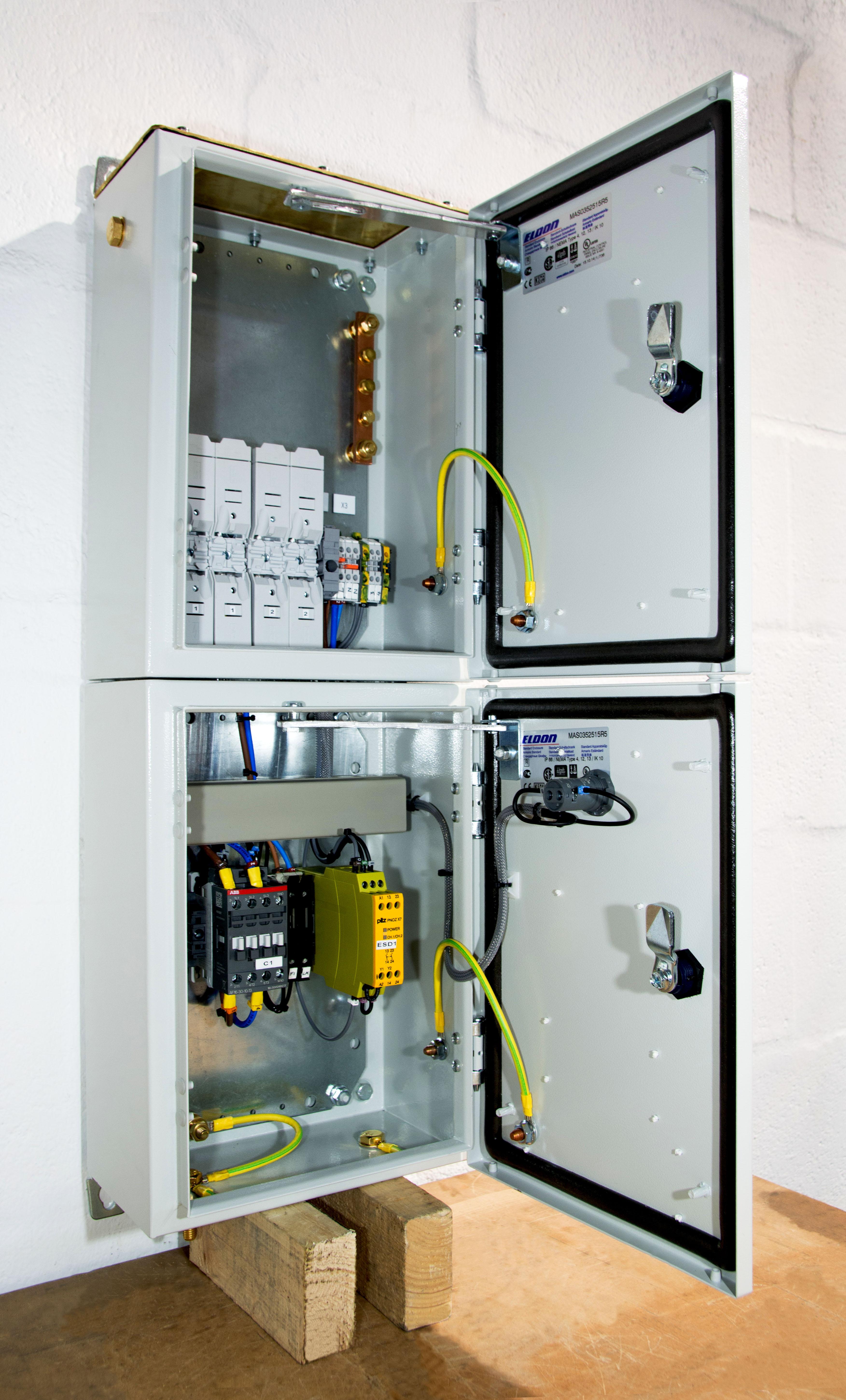 Starter Panel IP66