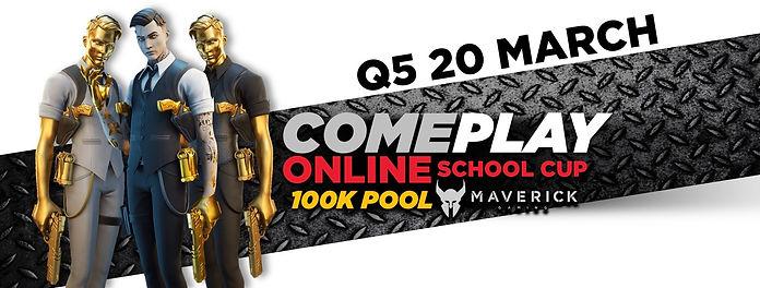 Fortnite Q5 Maverick Online School Cup T