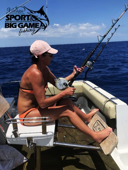 Female Big Game Fishing with XSCAPE.jpg