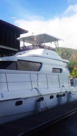 Outside Look X-SCAPE Catamaran