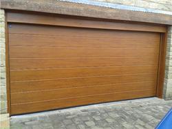 Linear Medium in Golden Oak