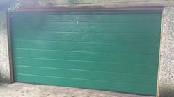 Garador Linear Medium Moss Green