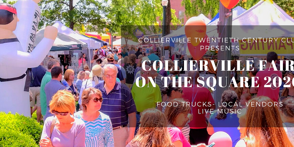 Collierville Fair on the Square CANCELLED