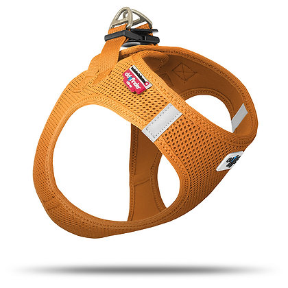 Curli Harness Air-Mesh Naranja