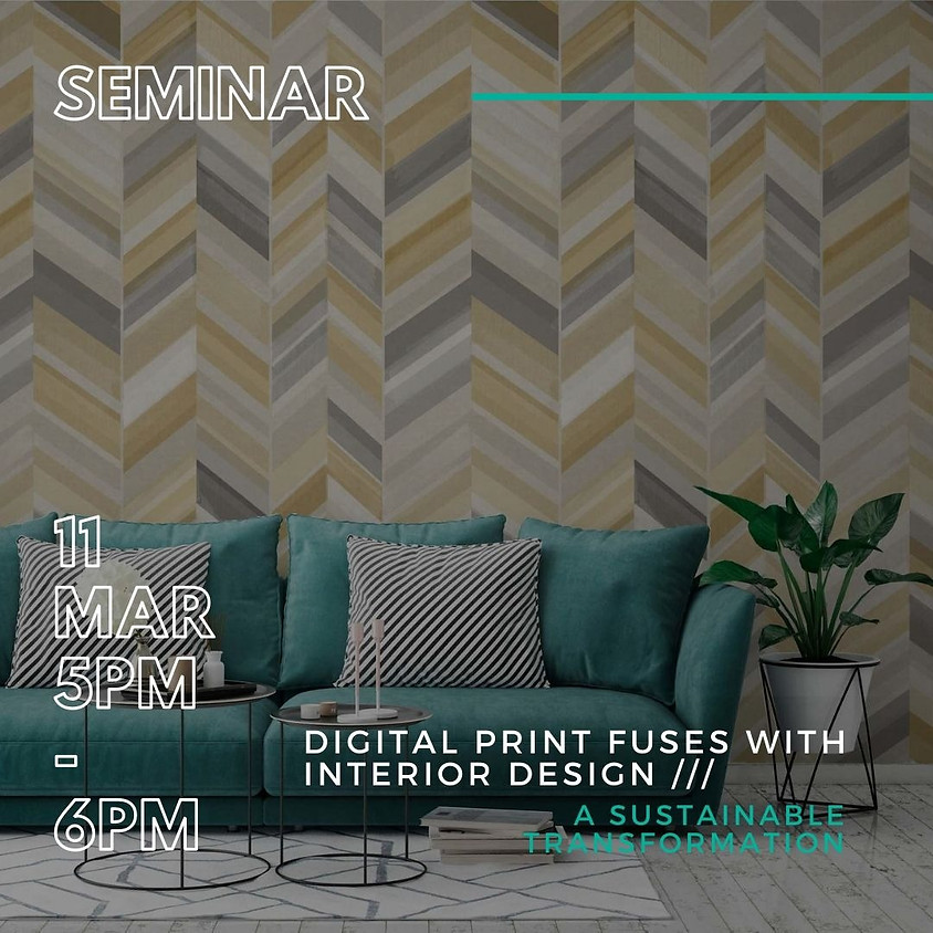 Digital Print Fuses with Interior Design