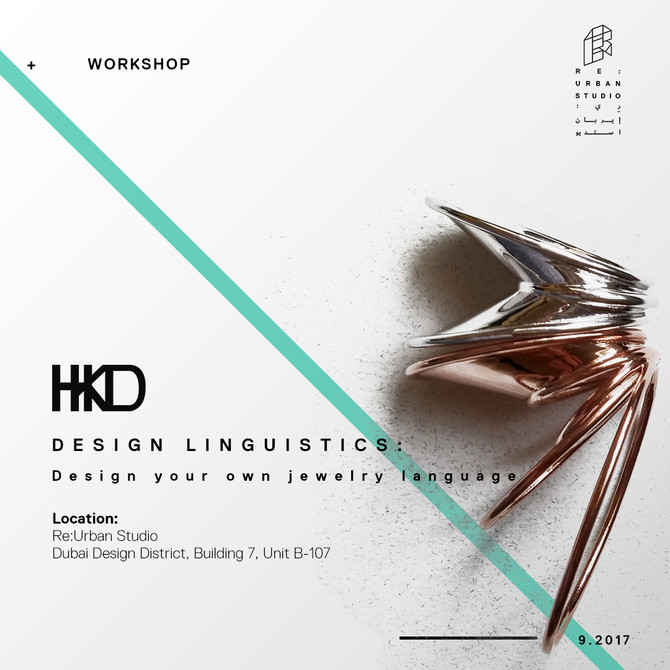 Design Linguistics by HKD