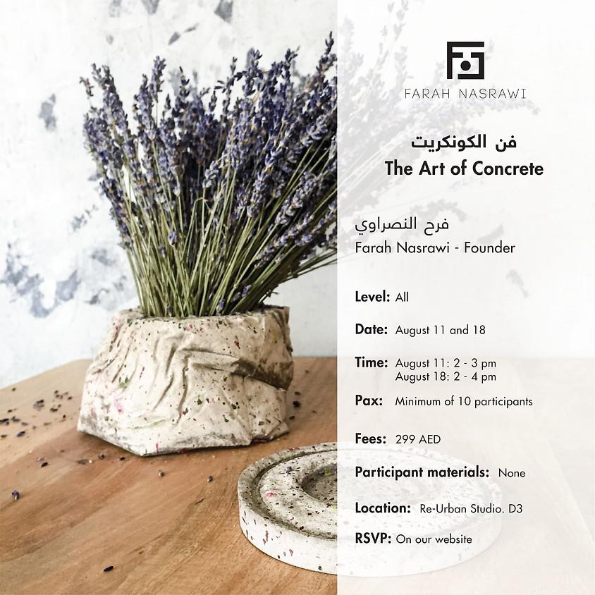 The Art of Concrete (1)