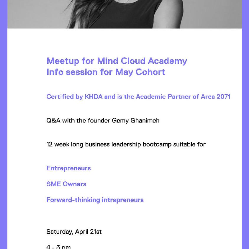 Meetup for Mind Cloud Academy