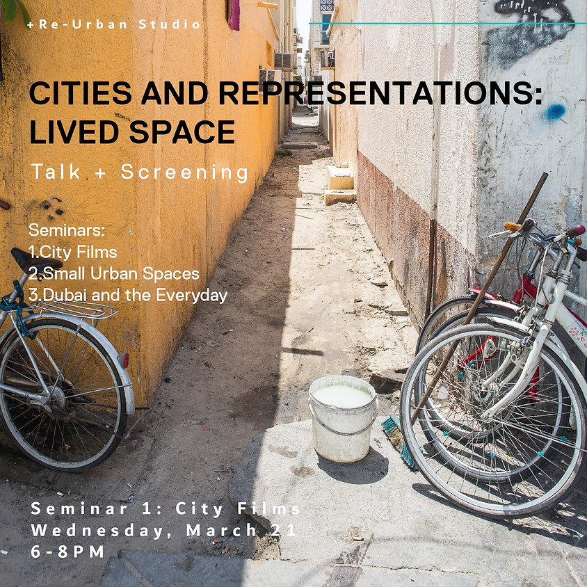 Cities and Representations: Lived Space