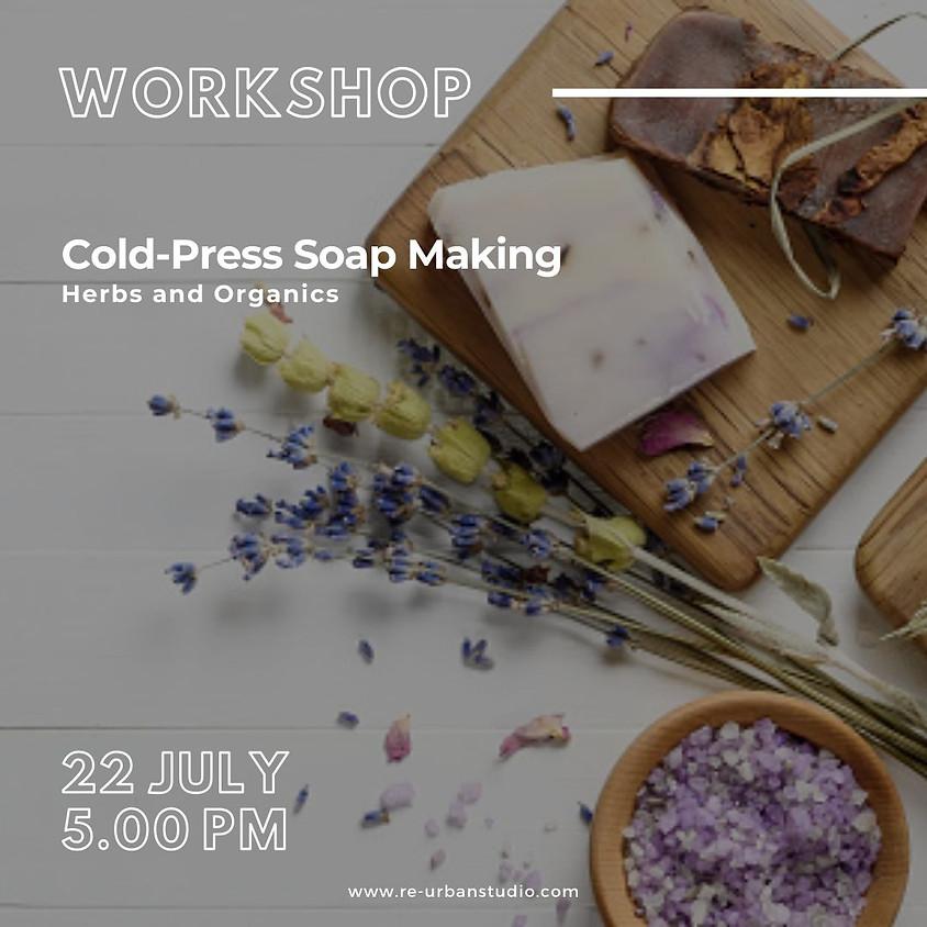 Cold-Press Soap Making