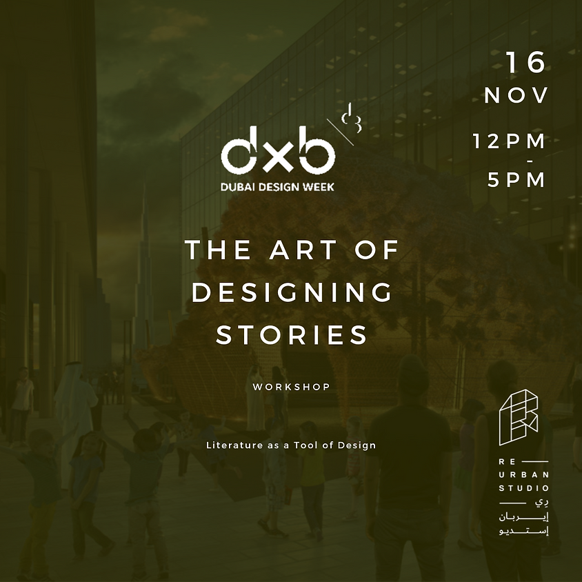 The Art of Designing Stories