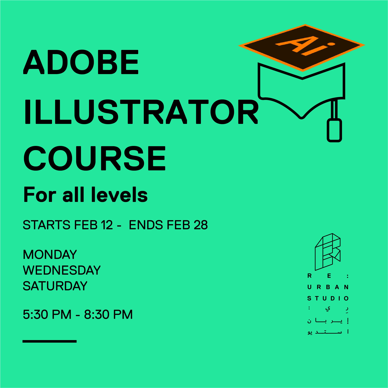 Adobe Illustrator Certified Course Reurbanstudio