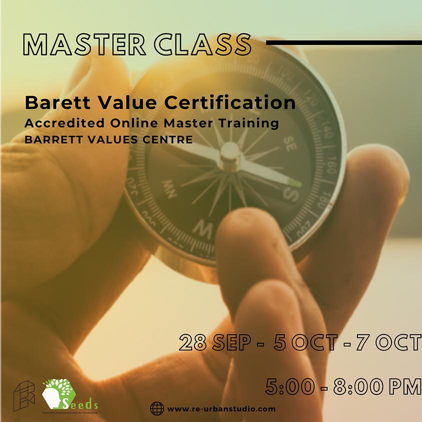 Barett Value Certification