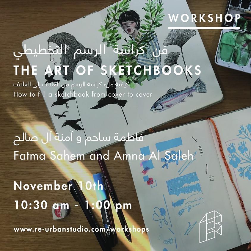 The Art of Sketchbooks