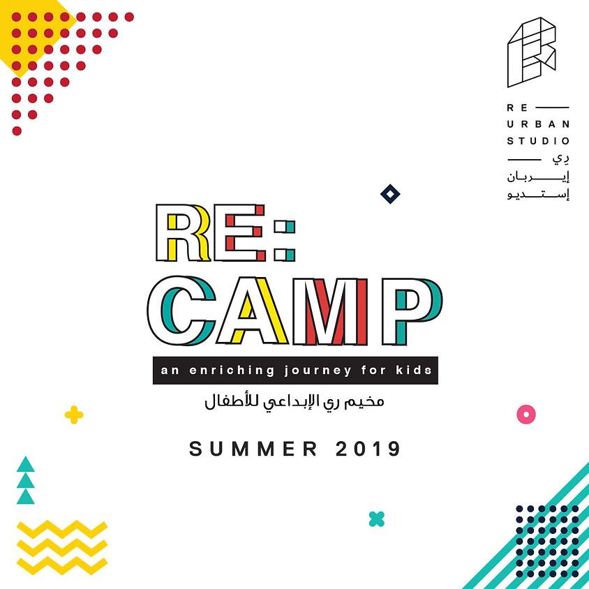 Kids Camp - Summer 2019