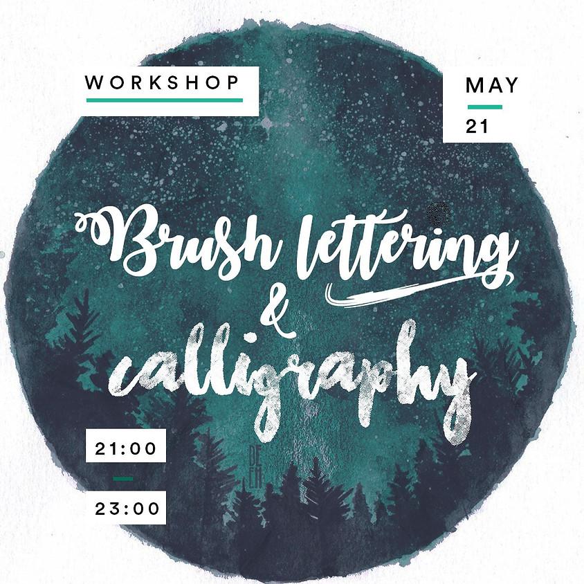 Brush Lettering & Calligraphy Workshop