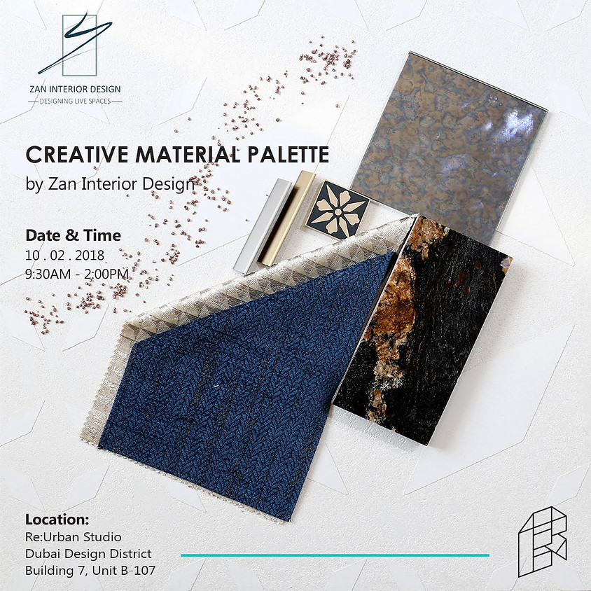 Materials & Textures by Zan Interior Design (1)