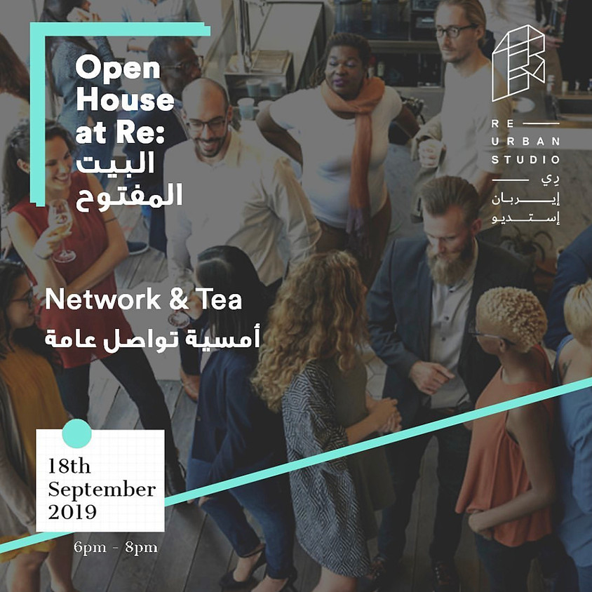 Open House at RE: Network + Tea