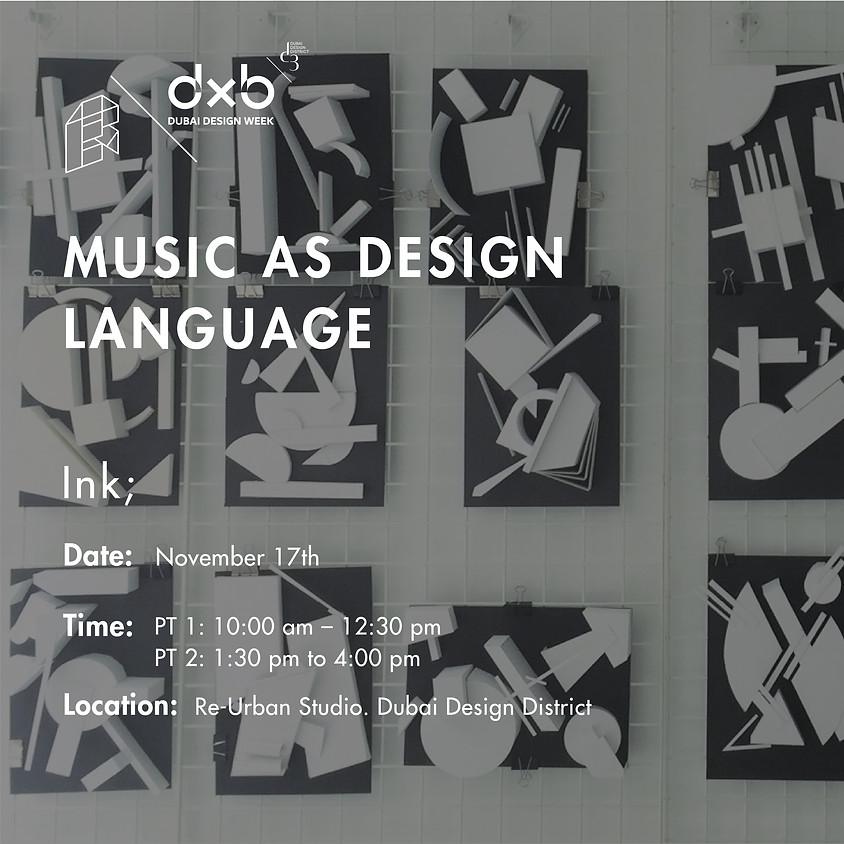 Music as Design Language (1)