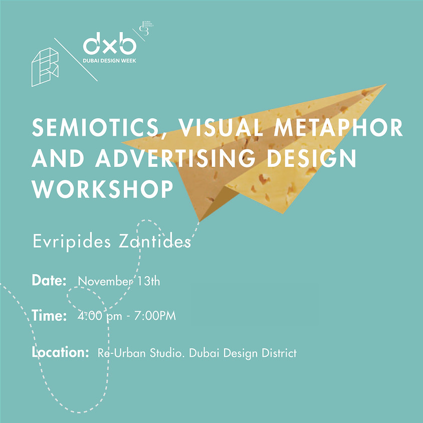 Semiotics, Visual Metaphor and Advertising Design Workshop