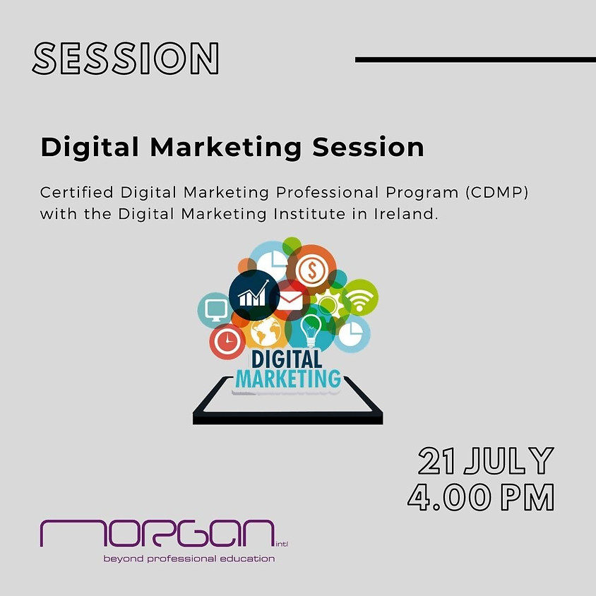 Digital Marketing Session