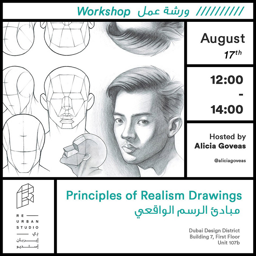 Principles of Realism Drawings