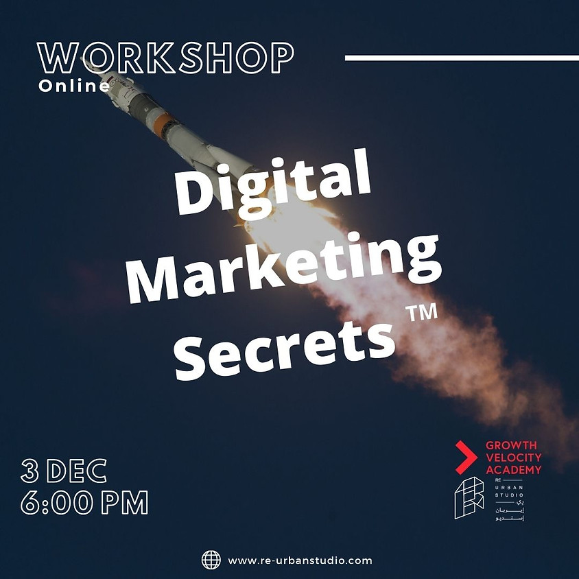 Digital Marketing Secrets with Howard Kingston