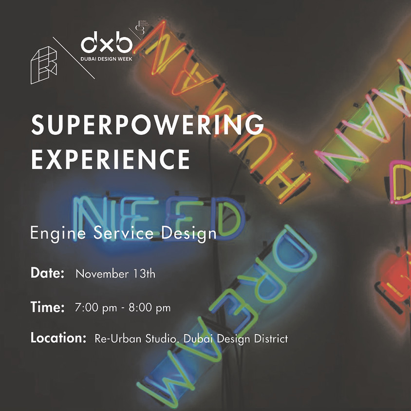 Superpowering Experience