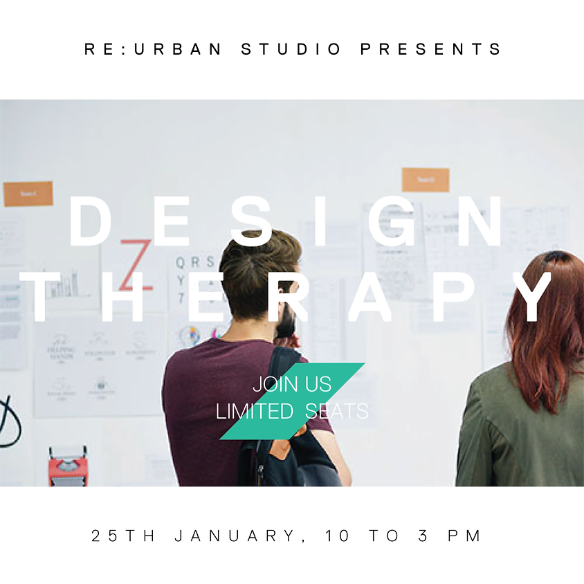 Design Therapy with Maek design