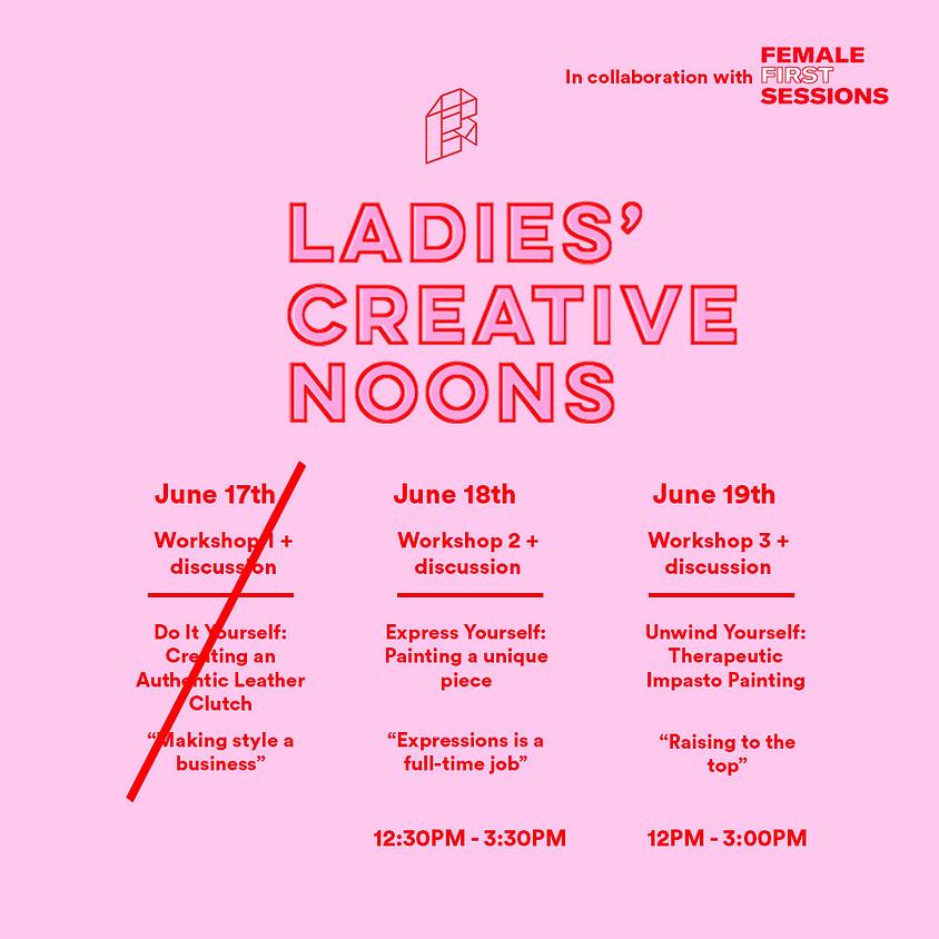 Ladies' Creative Noons (1)