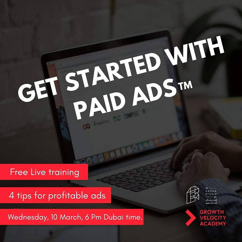 Get Started with Paid Ads