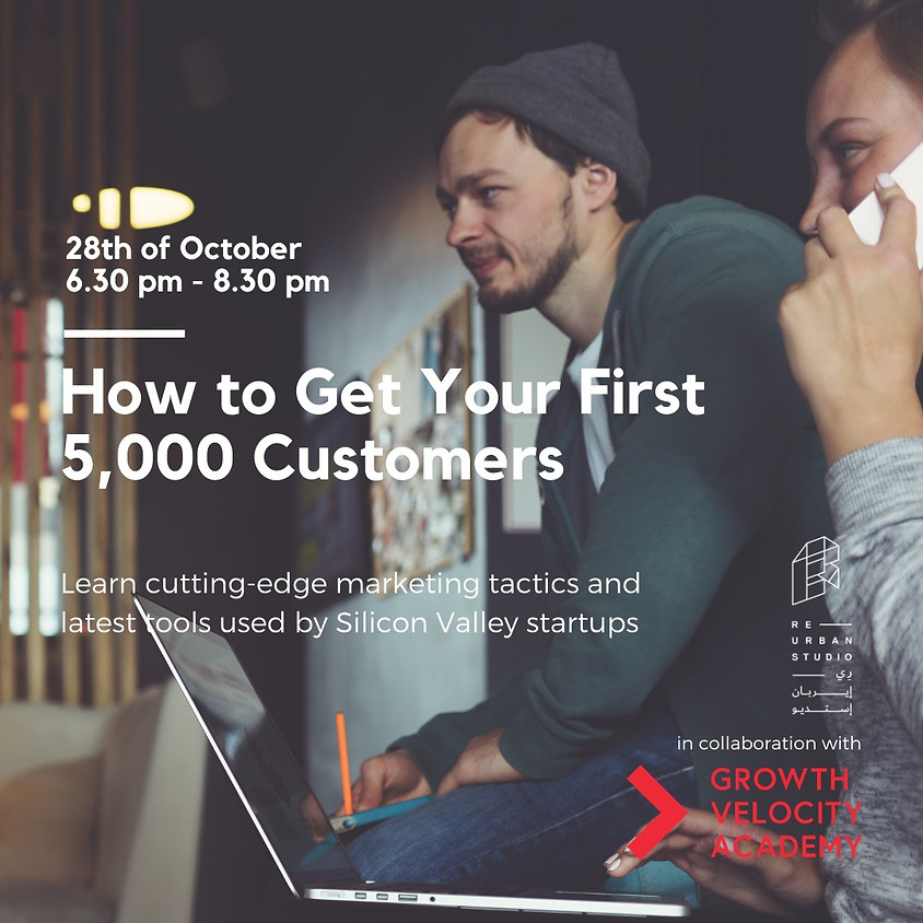 How to Get Your First 5,000 Customers