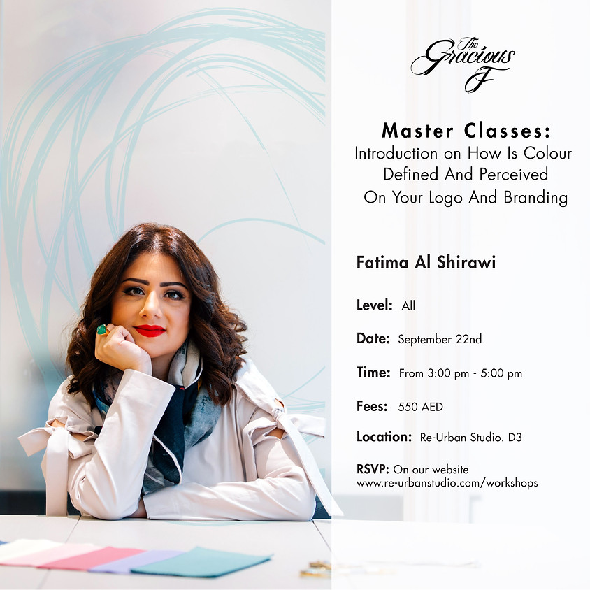 Master Class: Introduction on How Is Colour Defined And  Perceived On Your Logo And Branding