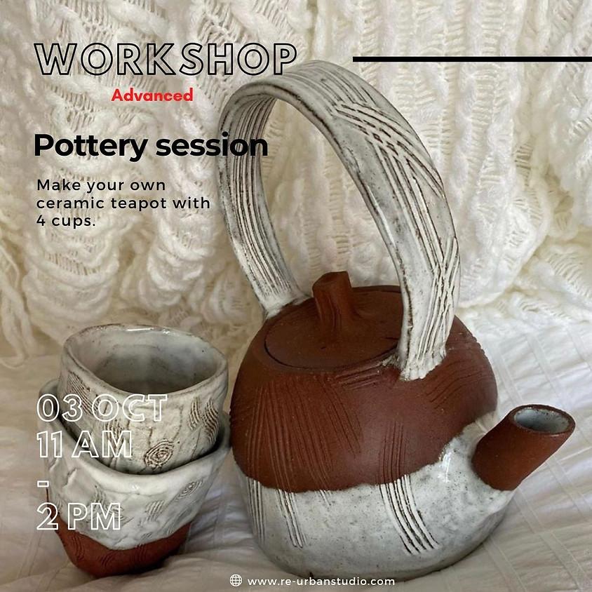 Advanced Pottery Workshop